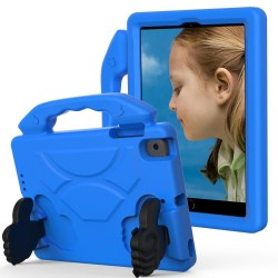 Stöttåligt Fodral med handtag och stöd för iPad Mini 4 Blå