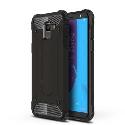 Stöttåligt skal för Samsung Galaxy J6 (2018)  Svart