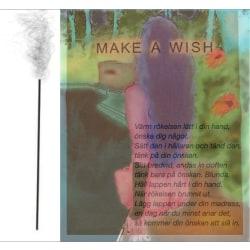 Make a wish rökelse 1 önska per kort och rökelse olika doft