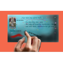 """Personligt/unik kortläsning tarot från """"Cards speaking to you"""" +"""