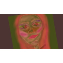 "X26 ""AFF""- Art for feeling size 15x15 cm"