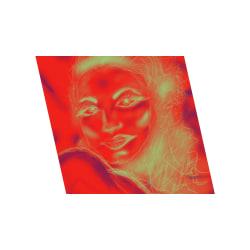 "X7 -""AFF""- Art for feeling size 29 x 21 cm +"