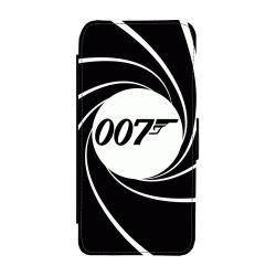 James Bond iPhone 6 / 6S Plånboksfodral