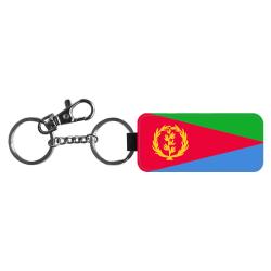Eritrea Flagga Nyckelring multifärg one size