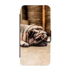 Hund Mops Samsung Galaxy S20 PLUS Plånboksfodral one size