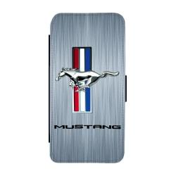 Mustang iPhone 11 Plånboksfodral