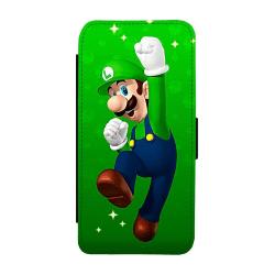 Super Mario Luigi Samsung Galaxy S20 Ultra Plånboksfodral
