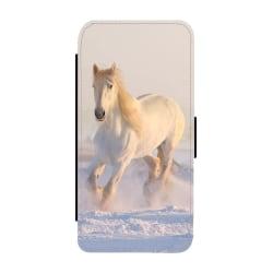 Vit Häst Samsung Galaxy S20 PLUS Plånboksfodral multifärg one size