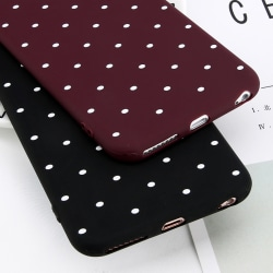 Dotty Case iPhone XS MAX Svart