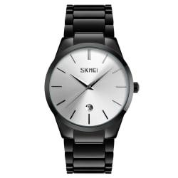 SKMEI Classic - 9140 Silvergrå