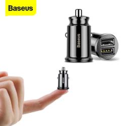 Baseus Dual USB Billaddare 3.1A
