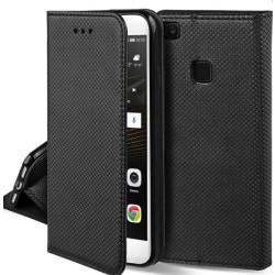 Book Case för iPhone 12 Pro Max blå svart svart