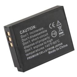 Batteri EN-EL12 till Nikon (1400mAh)