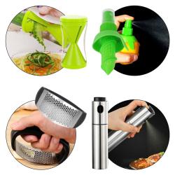 Praktiska Kökspaketet med 4 smarta köksredskap