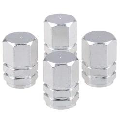 Ventilhattar 4-pack, Silver