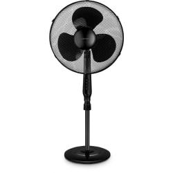 Loeffen Golvfläkt med fjärrkontroll, 40 cm, låg ljudnivå, timerf
