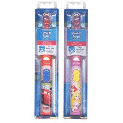 Oral-B Stages Power Cars/Princess Eltandborste