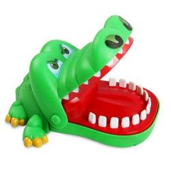 Spel Crocodile Dentist - Grön