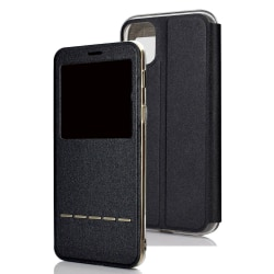 Genomtänkt Smartfodral - iPhone 11 Pro Svart