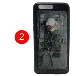 """Silikonskal """"Summer Flowers"""" för Huawei Honor 8 2"""