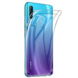 Skyddande Silikonskal (Floveme) - Huawei P40 Lite E Transparent/Genomskinlig