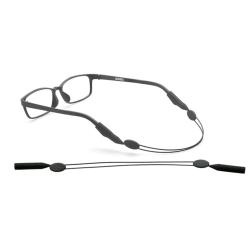Smidigt Justerbart Glasögons Snöre Svart No 1 Vuxen Snöre 23cm-35cm