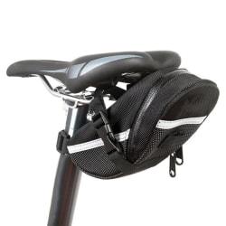 Effektfull Sadelväska till Cykel Vattentålig Svart