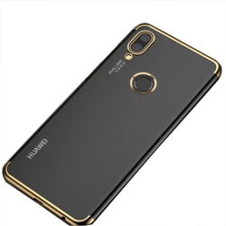 Huawei Honor Play - Silikonskal Guld