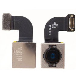 iPhone 8 - Kvalitets Bak Kamera Svart