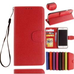 iPhone 5/5S/SE - Smidigt Plånboksfodral från NKOBEE Rosa