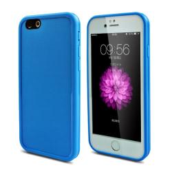 FLOVEME Vattensäkert Fodral till iPhone 8 Blå