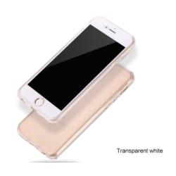 iPhone 8 - Exklusivt Smart Touch-Skal av Silikon (NORTH) Genomskinlig