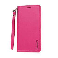 Professionellt (HANMAN) Plånboksfodral - Huawei P Smart Z Rosaröd