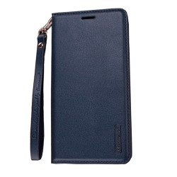 Huawei P Smart Z - Elegant Plånboksfodral Marinblå