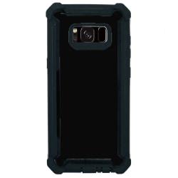 Samsung Galaxy S8 - Elegant Stötsäkert Fodral Svart