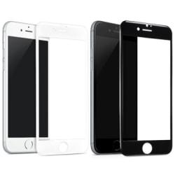 Skärmskydd iPhone 6/6S 2.5D Ram 9H HD-Clear ProGuard Vit