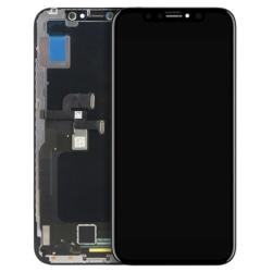 OLED LCD Skärm (HÖGKVALITET) iPhone X Svart