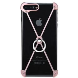 """Exklusiv Shockproof Bumber i Rosé Guld för iPhone 7 (4.7"""")"""