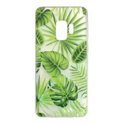 Samsung Galaxy S9 Blad Leaf Växt Blomma Grön
