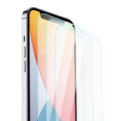 2-Pack - iPhone 12 mini - Extra Stark Härdat Glas Skärmskydd