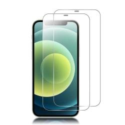 2-Pack - iPhone 12 Pro MAX Extra Stark Härdat Glas Skärmskydd iPhone 12 Pro MAX