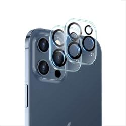 Linsskydd för iPhone 11 Kamera i härdat glas Transparent iPhone 11
