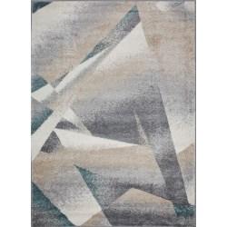 D-sign Matta Milano Collection Imola Creme/Grön White 120x170