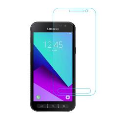 Arc Edge Skärmskydd i härdat glas för Samsung Xcover 4