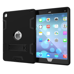 """Armor Defender Skal med Stativ för iPad Pro 9.7"""" - Svart"""