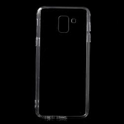 Crystal Clear Skal för Samsung Galaxy J6 2018
