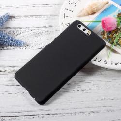 Gummerat, hårt skal för Huawei P10 - svart