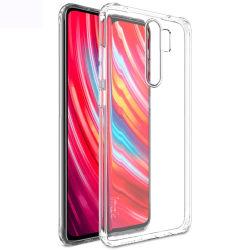 IMAK UX-5 TPU Skal för Redmi Note 8 Pro - Transparent