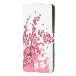 Plånboksfodral för Samsung Galaxy Note 10 Lite - Blommor