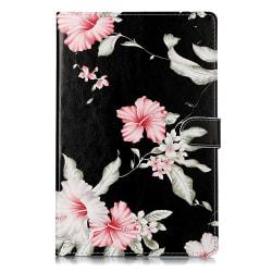 """Plånboksfodral för Samsung Galaxy Tab S5e 10.5"""" - Blommor"""